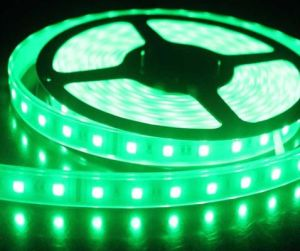 DC12V Waterproof SMD5050 60LEDs/M Underwater Multicolor RGB LED Strip Light pictures & photos