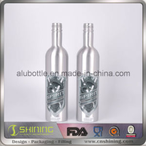 300ml Aluminum Additive Oil Bottle Colorful
