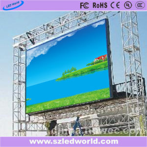 Rental Outdoor/Indoor LED Video Wall for Display Screen (P5, P8, P10) pictures & photos
