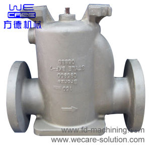 Pedestal Casting Resin Sand Casting pictures & photos