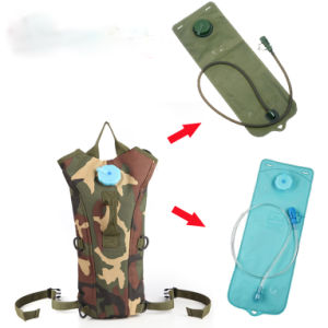 3L Water Bladder Bag Backpack Hiking Camping Pouch Bags pictures & photos