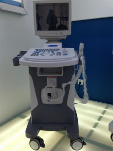 Cheap Trolley Digital Ultrasound Scanner System pictures & photos