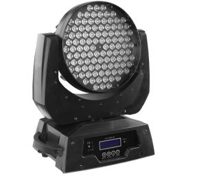 Competitive Price 108PCS 3W RGBW LED Moving Head Wash Light pictures & photos