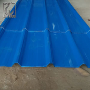 Prepainted Galvanized Steel Roofing Plate 0.2mm Thick PPGI pictures & photos