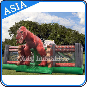 Inflatable Jurassic Park Dinosaur Fun City/Inflatable Jurassic Park Playgroud pictures & photos