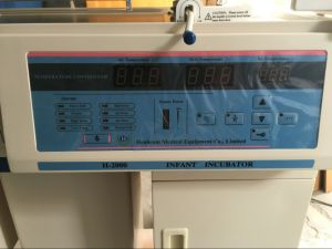 H-3000 Mobile Medical Infant Warmer Incubator Baby Incubator Price pictures & photos