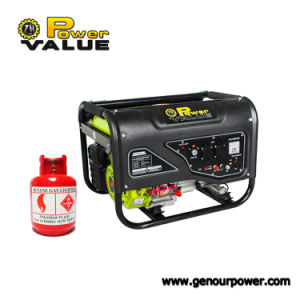Low Price China Portable 2kVA 2.5kVA 2.8kVA 3kVA 4kVA 5kVA 6kVA LPG Generator (ZH2500LPLV) pictures & photos