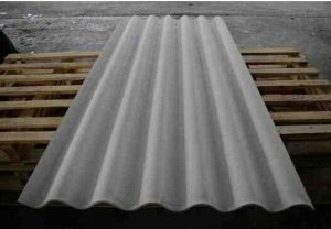 Fiber Cement Roofing Sheet Exported to Ghana