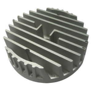 LED Lighting Aluminum Heat Sinks with Precision CNC Turning pictures & photos