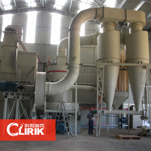 High Capacity Bentonite Raymond Mill in India pictures & photos