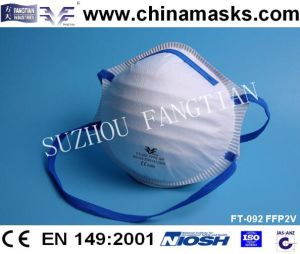 Disposable CE Mask High Quality Face Mask Security Dust Mask pictures & photos
