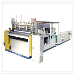Total Automatic Paper Rewinding and Perforating Machine pictures & photos