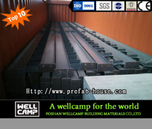 Long Lifetime Steel Frame Steel Structure Warehouse pictures & photos
