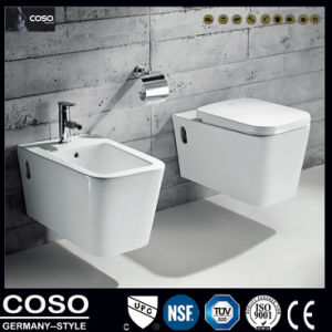 Wall Mounted Toilet & Wall-Mounted Bidet pictures & photos