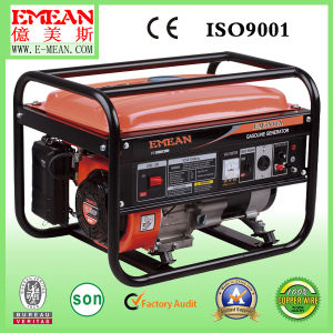 2.5kw Air Cooled Electric Portable Gasoline Generator pictures & photos