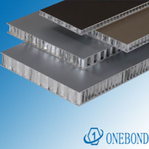 Onebond Best Building Curtain Walls Aluminum Honeycomb Panel (AHP) pictures & photos