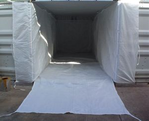 Big Container Liner Bag for 20′ & 40′ Container pictures & photos