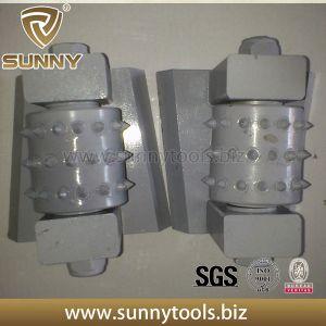 Diamond Bush Hammer for Rough Surface/Bush Hammer Concrete Plate pictures & photos
