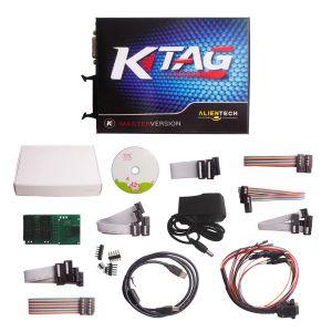 V2.13 Fw V6.070 Ktag Master Version with Unlimited Token
