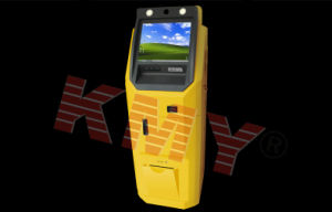 Touchscreen Information Kiosk with High Definition LED Monitor pictures & photos