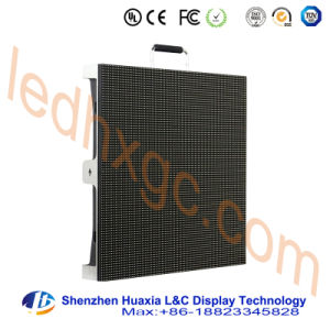 Die-Cast Aluminum Full Color LED Display Screen Cabinet