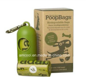 Bag for Dog Poop/ Pet Waste Bags pictures & photos