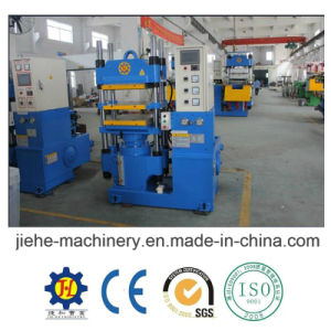 ISO9001 Single Plate Rubber Making and Molding Machine pictures & photos