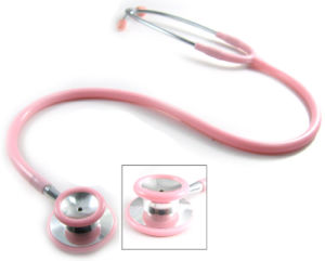 Deluxe Dual Head Stethoscope pictures & photos
