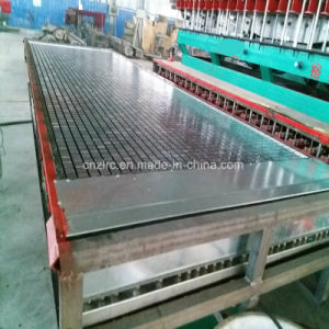Premium Polyester Fiberglass Grating Making Machine with Customzied Size pictures & photos