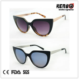 New Fashion Cat Eye Sunglasses for Lady, Kp50724 pictures & photos