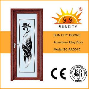 Red Walnut High Quality Aluminium Alloy Doors (SC-AAD010) pictures & photos