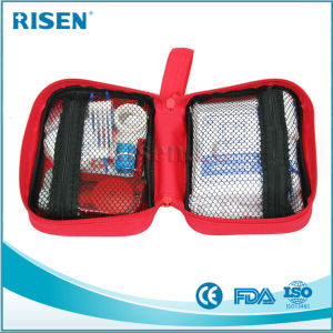 Emergency Outdoor Sport First Aid Kit with CE Approved pictures & photos