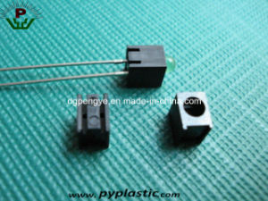 Electronic Plastic Insulation LED Spacer Support pictures & photos
