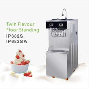 Ice Cream Machine for Yogurt Store and Coffee Store IP682S