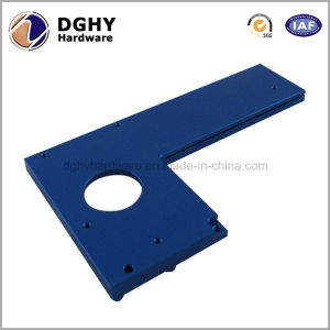High Precision Custom Metal Fabrication Anodized Aluminium CNC Machining Spare Parts Made in China