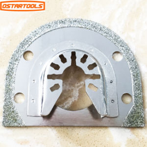 Oscillating Multi Tool Saw Blade Fein Multimaster Diamond Blade pictures & photos