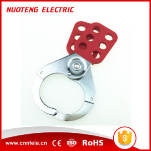 OEM Steel Safety Lockout Hasp Lock pictures & photos