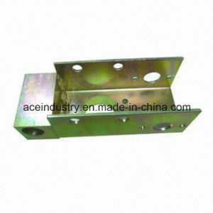CNC Precision Bending Sheet Metal Stamping Parts pictures & photos