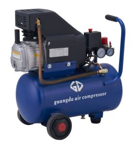 25L 8bar 1.5HP 1.1kw Direct Driven Air Compressor (ZFL25-A) pictures & photos