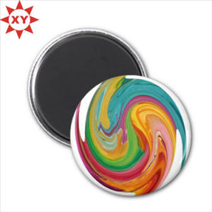 Lovely Cartoon Printed Fridge Magnets for Promotion Item pictures & photos