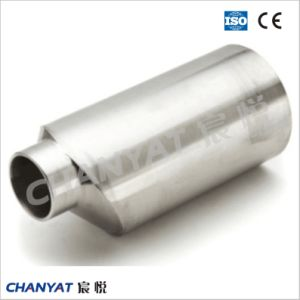 A312 (TP304, TP316, TP321) Ecc. /Con. Pipe Reducing Nipple pictures & photos