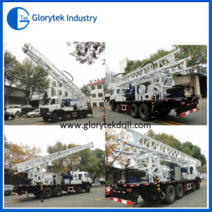 600m Hydraulic Portable Water Well Drilling Rig for Sale pictures & photos