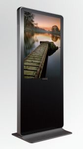47 Inch Floor Stander Android System for Exhibition Advertising Player