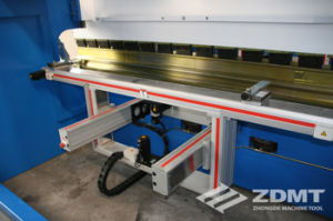 Hydraulic CNC Bending Machine We67k-100t/3200mm pictures & photos