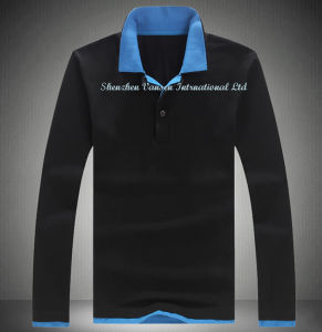 Autumn Polo T-Shirt for Men pictures & photos