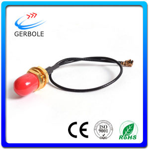 RF Cable Assembly, SMA-Ufl-Ipex, SMA/K-PC35 Cable