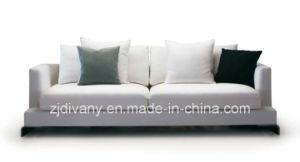 Modern Italian Style Sofa Fabric Sofa (D-75-C) pictures & photos