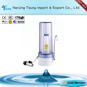 Counter Top Single Water Purifier with Metal Connector pictures & photos