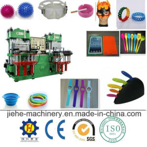 Two Station Vacuum Molding Machine for Rubber and Silicone Products pictures & photos