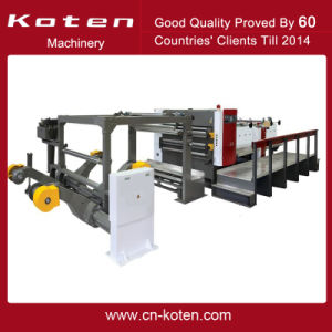High Precision Paper Cross Cutting Machine (GD1400A) pictures & photos